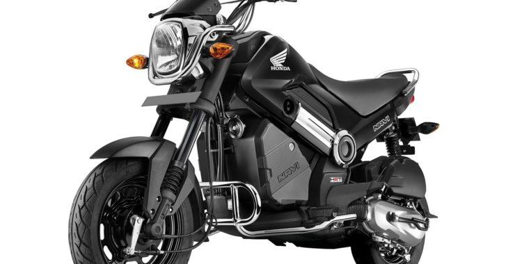 Honda introduces new Adventure & Chrome edition for NAVi