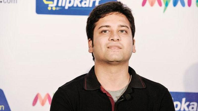 Binny Bansal new CEO of Flipkart
