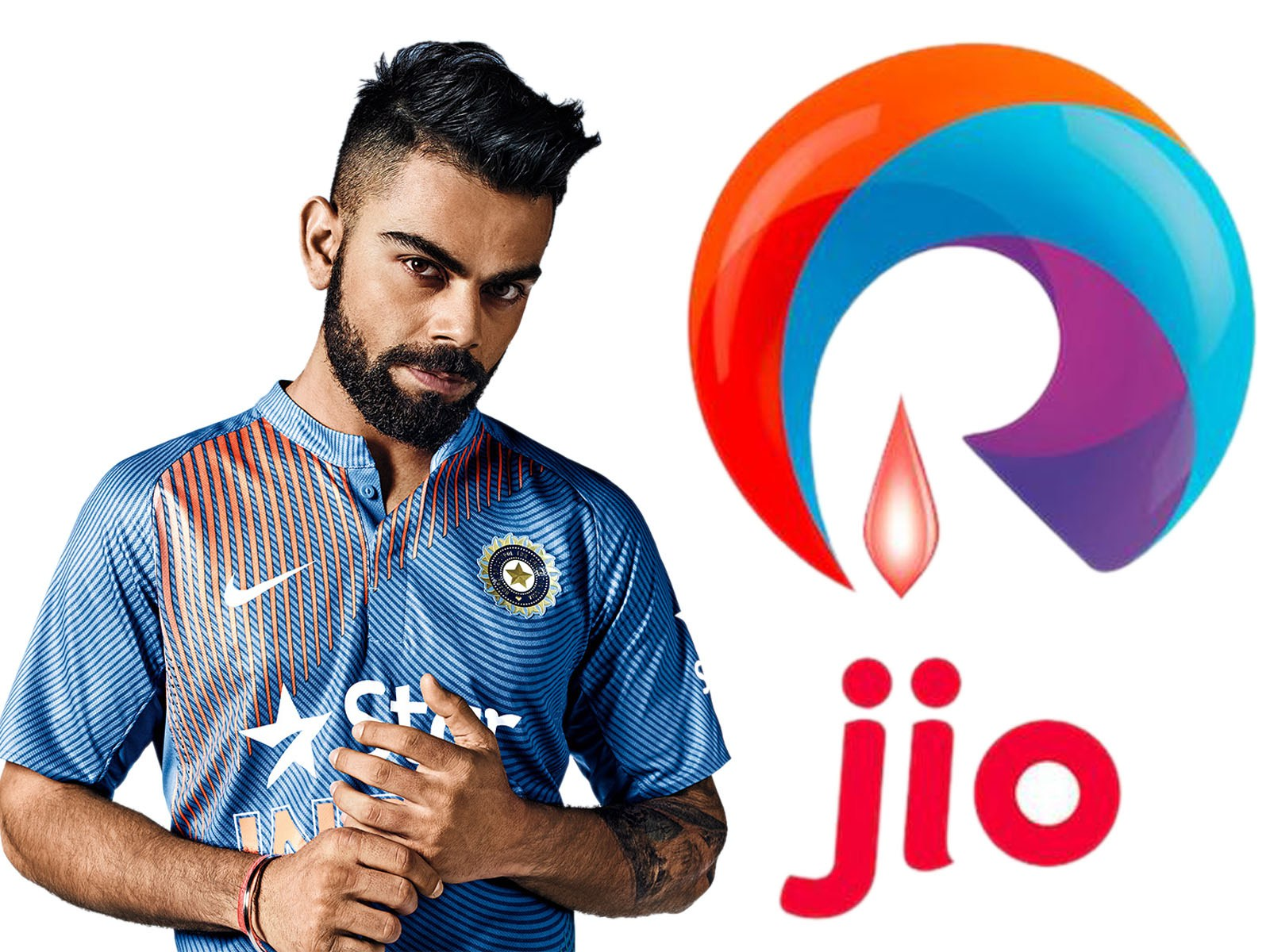 Reliance Jio and Virat Kohli hottest keywords of 2016 both Hindi and English content: UC News