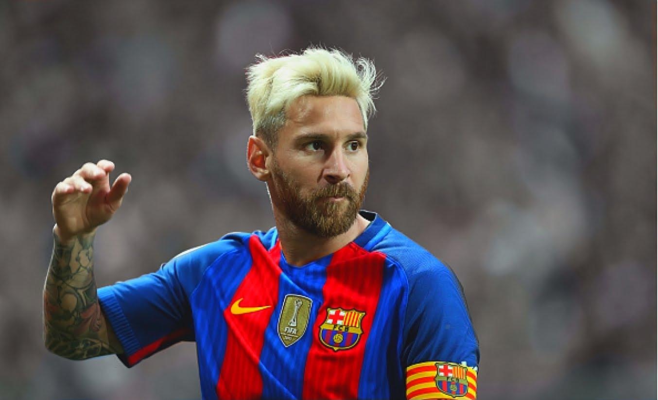 Lionel Messi's statue vandalised in Argentina