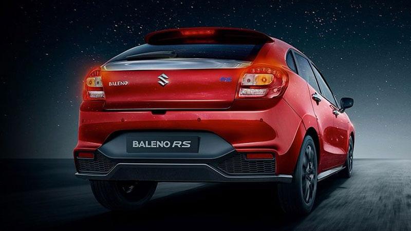 Maruti Suzuki launches Baleno RS