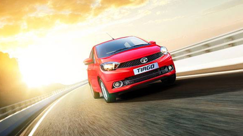Tata Tiago AMT Petrol version launched in India