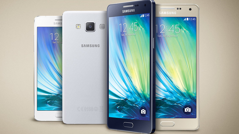 Samsung adds two new smartphone - Galaxy A5 and Galaxy A7