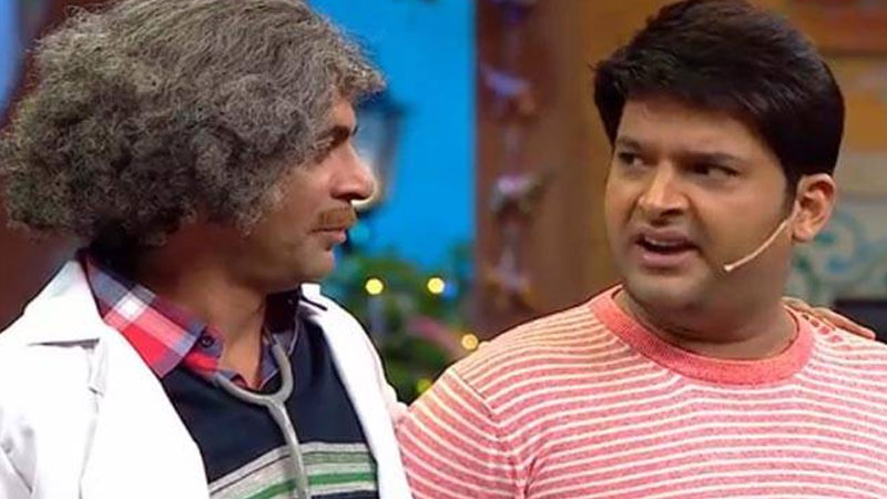 Sunil Grover likely to quit The Kapil Sharma Show