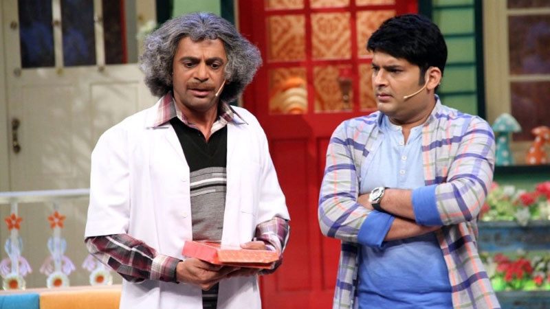 Kapil Sharma clarifies fight with Sunil Grover on flight, says It happens on all flights