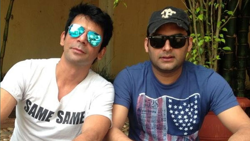 Kapil Sharma opens up o Facebook over fight with Sunil Grover