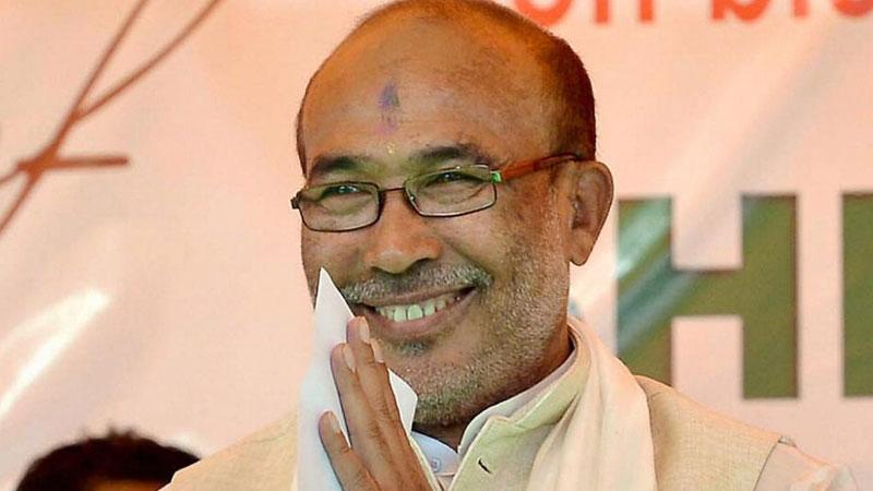 Biren Singh wins trust vote in Manipur Assembly