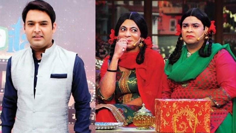 Kiku Sharda supports Kapil Sharma in fight against Sunil Grover