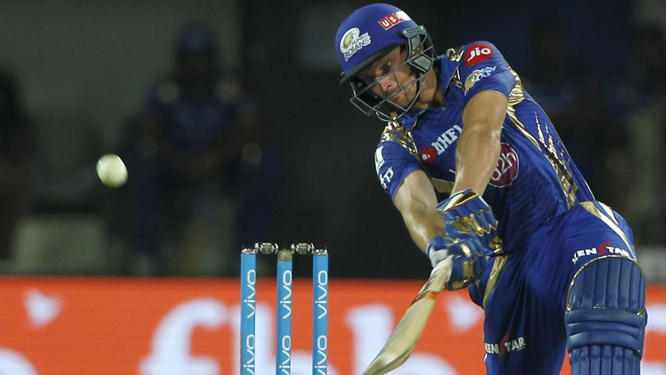 IPL-10: Buttler, Rana power Mumbai Indians to 8-wkt win over Kings XI Punjab