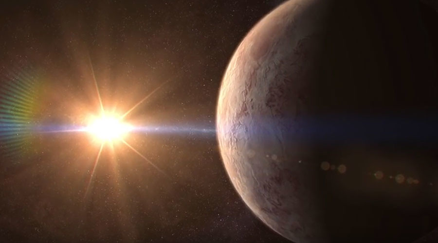Super-Earth 'LHS 1140b' found 39 light years from the Sun, say scientists