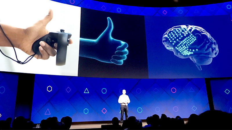 Typing with brain on Facebook will soon be a reality