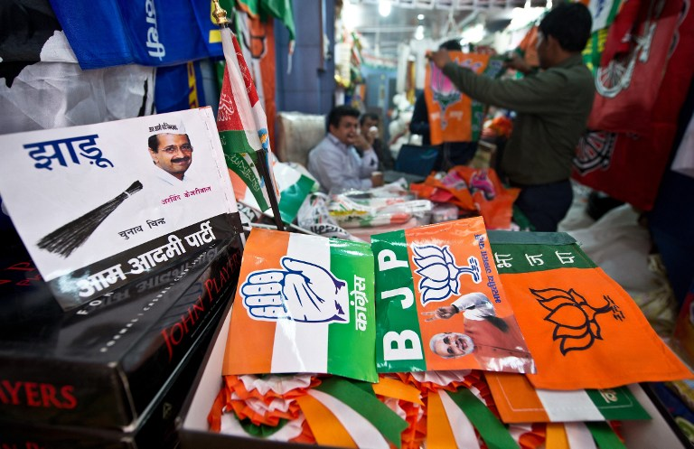 Delhi MCD Elections 2017: BJP, AAP, Congress leaders step up campaign for MCD polls