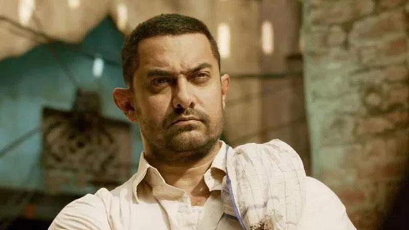 Aamir Khan in 'Dangal'