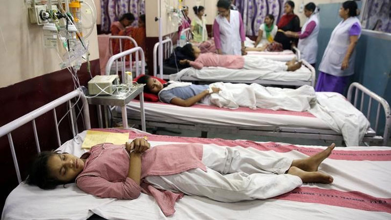 Delhi Gas Leak: Over 470 students taken ill, 3 in ICU, rest discharged