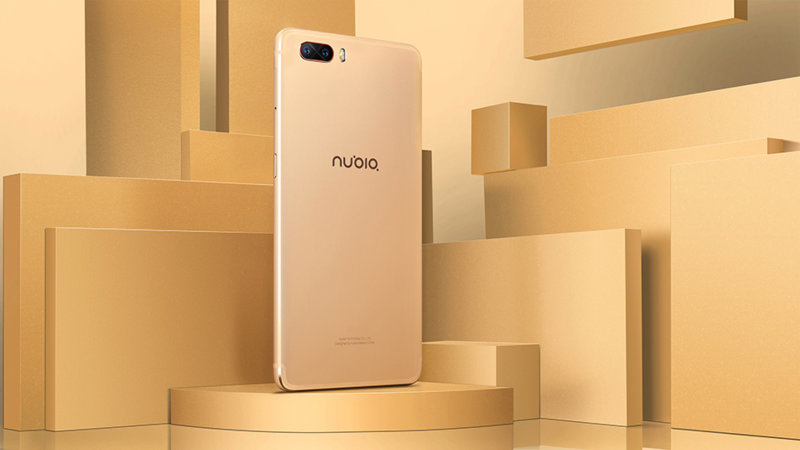 Nubia M2 Lite smartphone with Octa-Core 64-bit CPU  launched in india; check price, features and specs