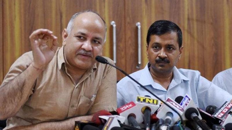 BJP asks Arvind Kejriwal to resign over corruption charges