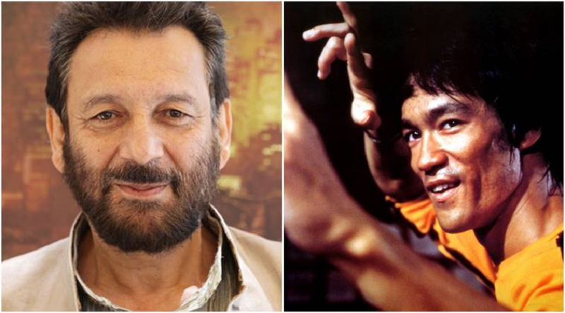 "Indian origin director Shekhar Kapur, is set to direct ""Little Dragon"", biopic of actor Bruce Lee"