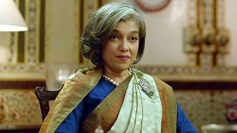 Ratna Pathak Shah talks about how actors should play characters