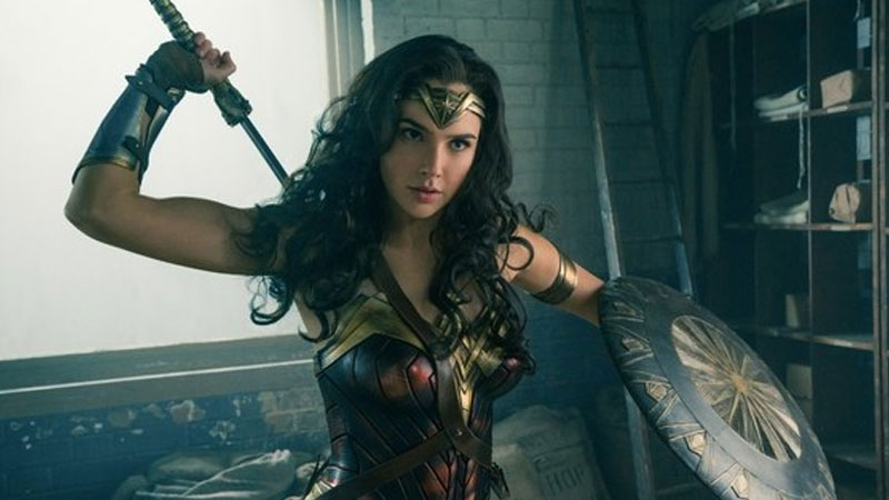 Wonder woman Gal Gadbot says she will fight in real life too