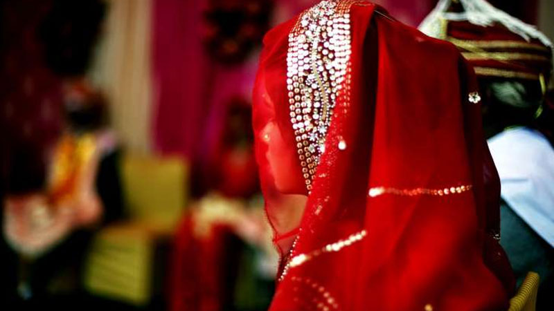 Indian woman married to a Pakistani man on gun point, demands security