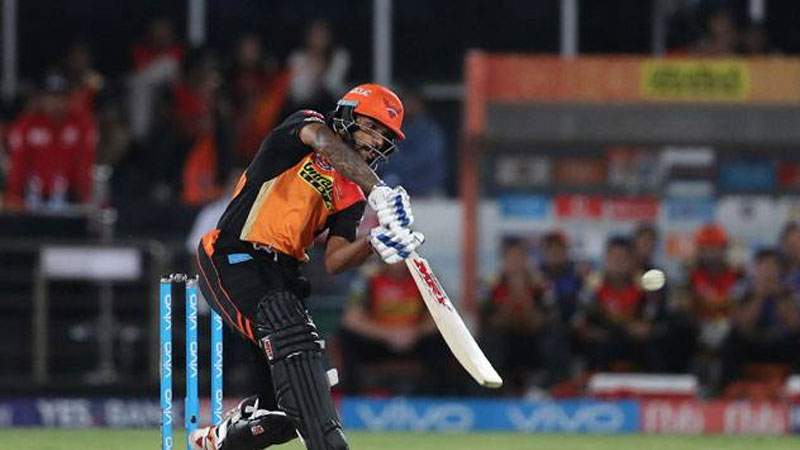 IPL: Hyderabad keep playoff hopes alive, crush Mumbai by seven wickets