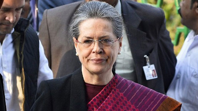 Sonia Gandhi admitted in Ganga Ram Hospital