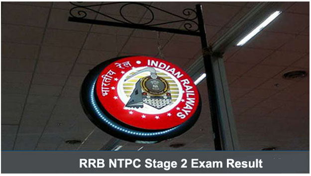 RRB NTPC 2nd Stage CBT Exam result: Official notification by authorities