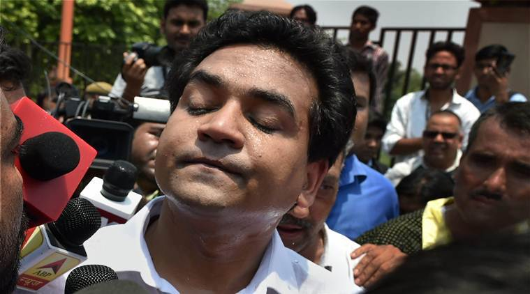 AAP refutes Kapil Mishra's allegations, calls it a BJP conspiracy