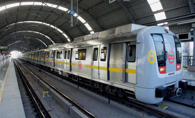 Technical glitch disrupts Delhi Metro Yellow line service