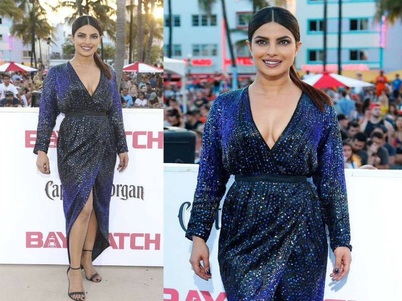 Priyanka Chopra upcoming film Baywatch has its world premiere in Miami on Saturday