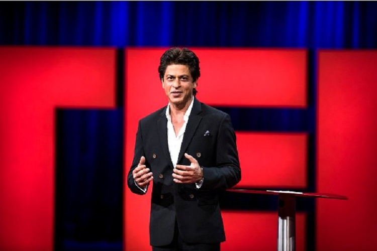 Shah Rukh Khan, one of the world's 100 highest paid celebrities, says the core of his job as an actor remains to spread happiness