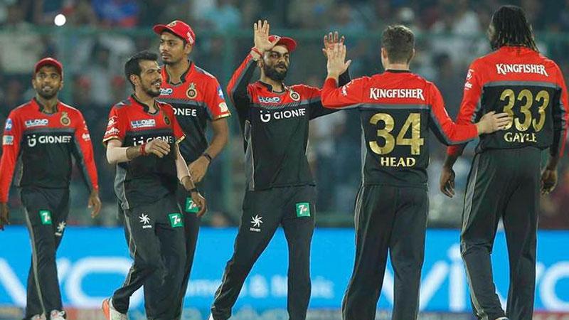 IPL 10, DD vs RCB: Royal Challengers Bangalore beat Delhi Daredevils by 10 runs