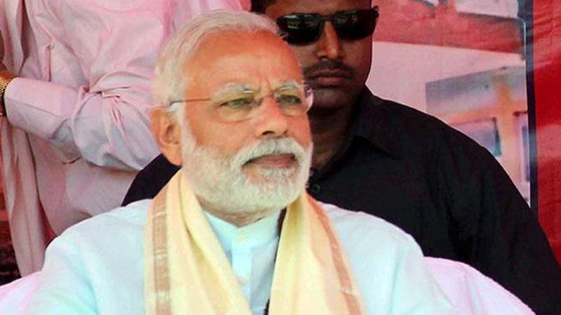 Save Narmada: PM Narendra Modi on a one-day trip to Madhya Pradesh