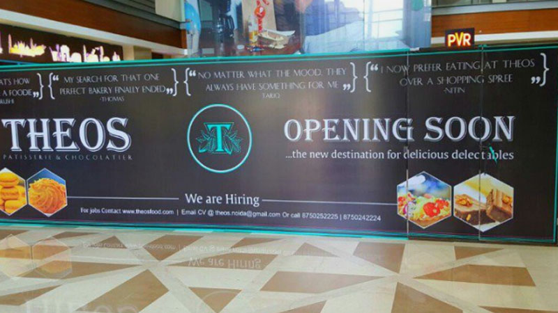 Theos new outlet in New Delhi to be launched on May 19