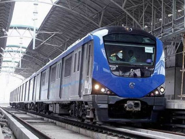 China produces subway trains with five coaches for Lahore, Pakistan's second largest city