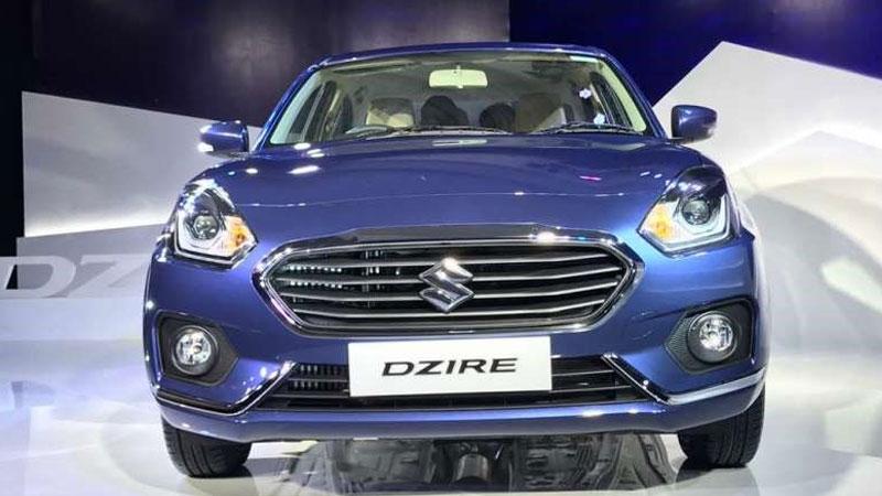 Maruti Suzuki Swift Dzire launched at INR 4.45 lakh ex-showroom
