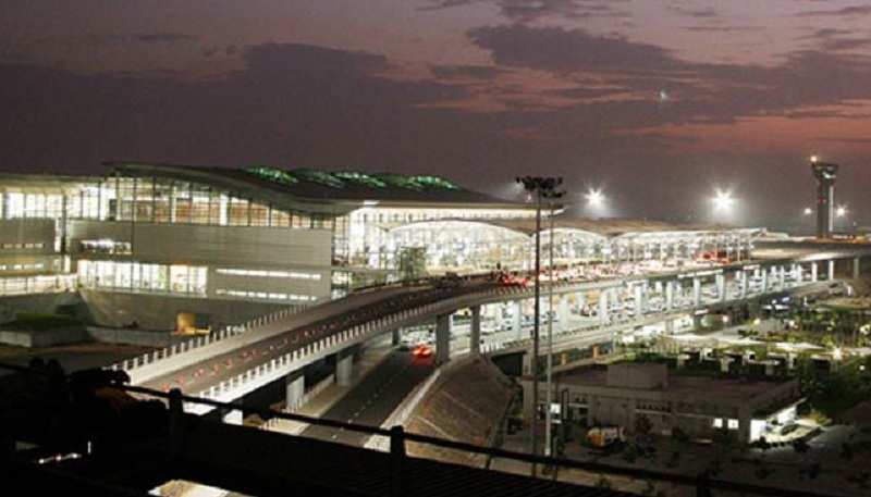 RGIA at Hyderabad is about to become 100 per cent LED-lit airport