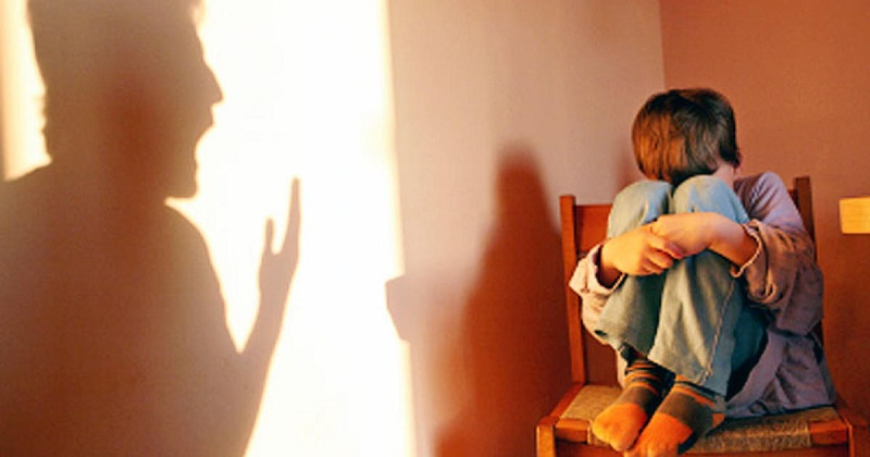 Exposure to psychological abuse between parents has more damaging effect on children