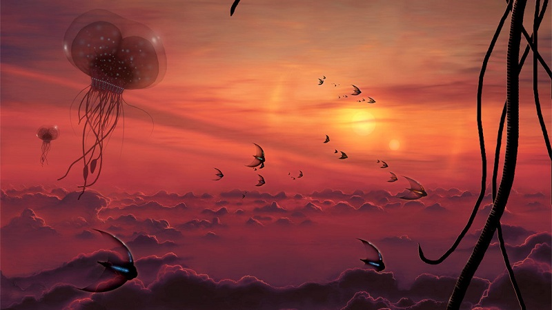 """Astronomers have discovered a """"puffy planet"""" orbiting a star 320 light years from Earth"""