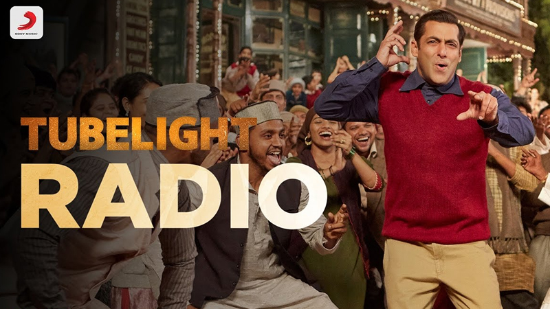 Salman Khan launches The Radio Song from Tubelight in Dubai