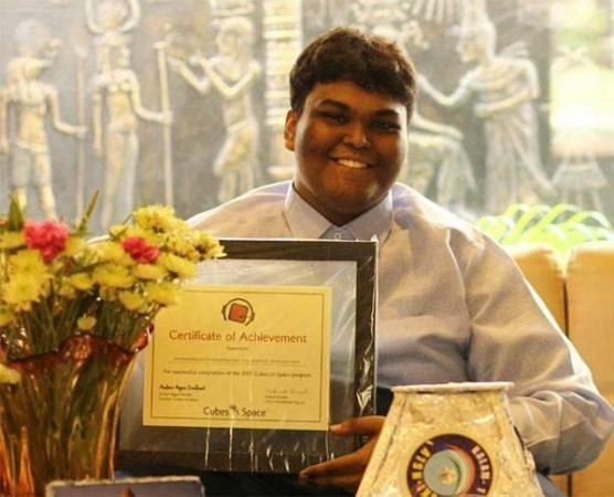Indian teen Rifath Shaarook designed World's lightest satellite; Everything you need to know about KalamSat