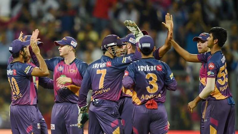 Rising Pune Supergiants enters IPL 10 final