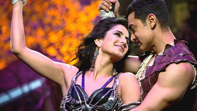 Katrina Kaif Okays Aamir's 'Thugs Of Hindostan' with changed script