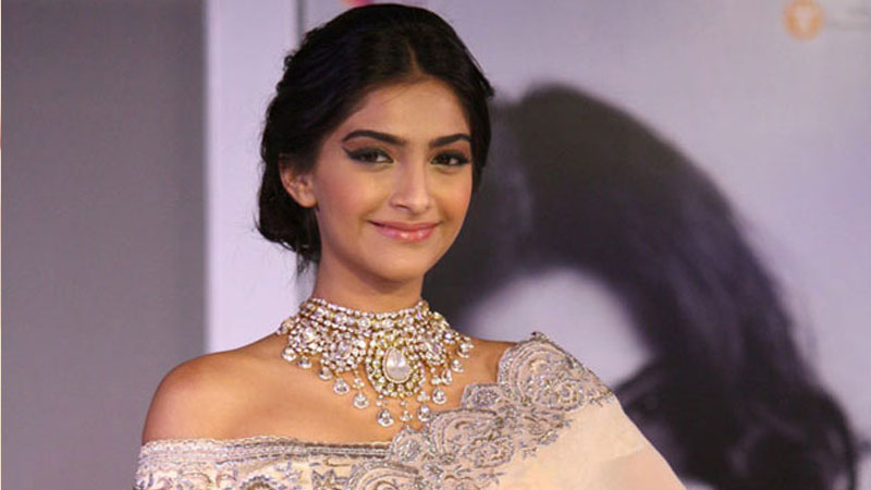 Not prepared much for Cannes Red carpet: Sonam Kapoor