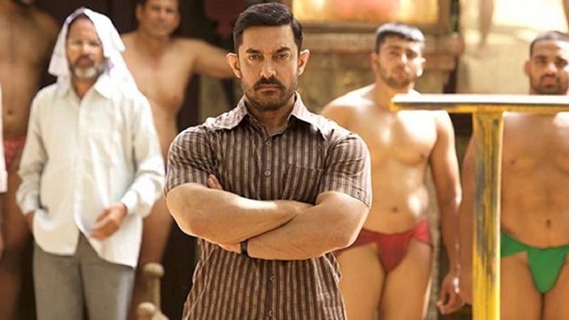 Aamir Khan's 'Dangal' may become second Indian movie to cross 1000-crore mark