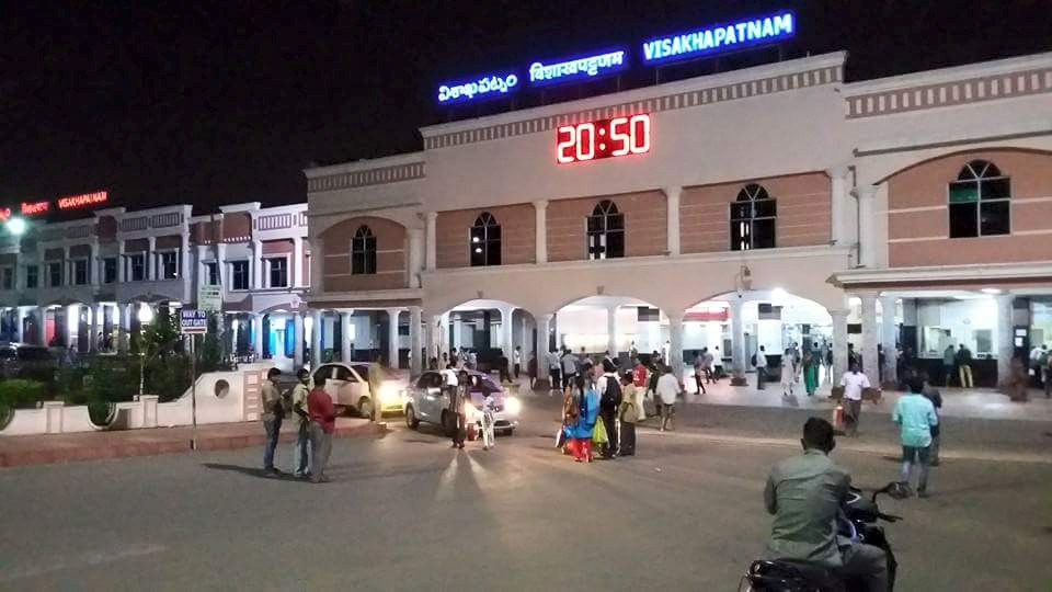 Indian Railway station survey: Visakhapatnam tops list of clean stations in India, Bihar's Darbhanga dirtiest