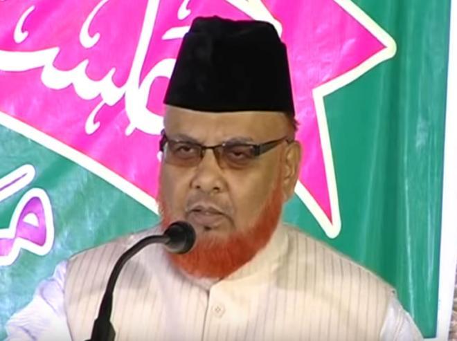 Maulana Noor-ur Rehman Barkati sacked as Imam of Tipu Sultan mosque in Kolkata