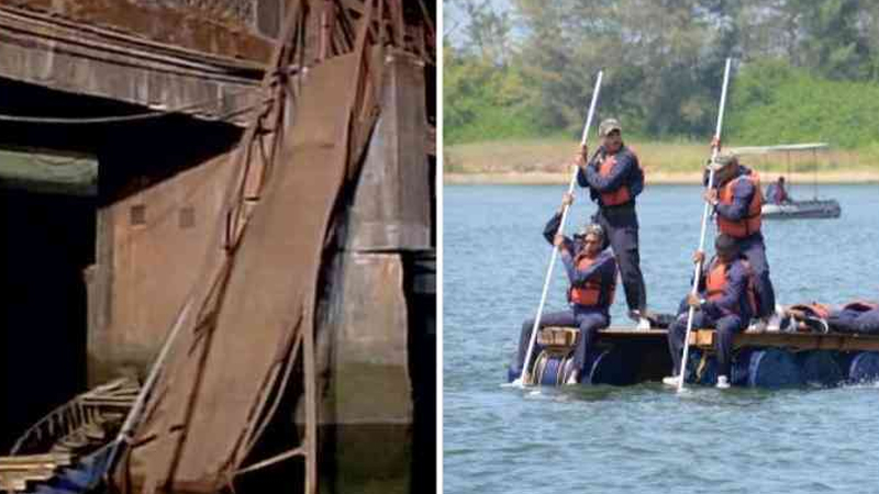 Death toll in Goa bridge collapse rises to 2, search operation on