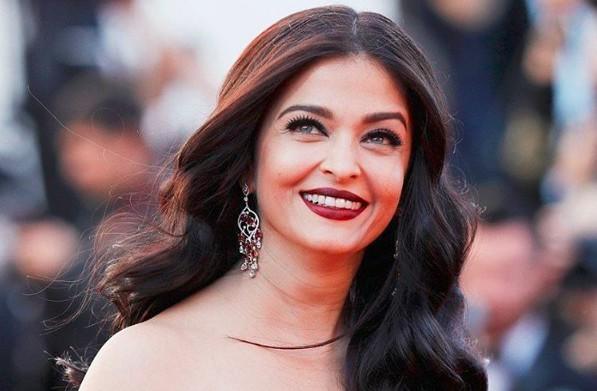 Bollywood actress Aishwarya Rai Bachchan at Cannes Film Festival