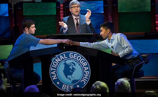 National Geographic Bee contest: 14-year-old Indian American student Pranay Varada wins Championship